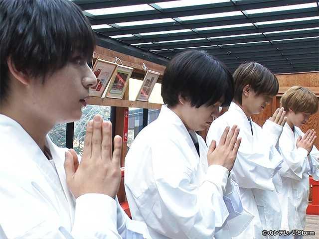 #65 なにわイケメン学園~罰ゲームロケ修行~