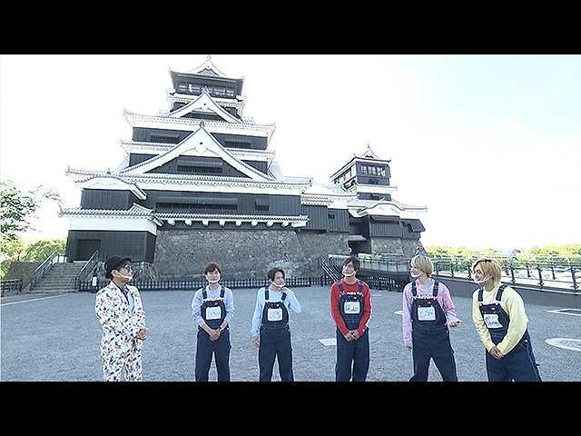 #4 天草の海&熊本城天守閣であっぱれ!