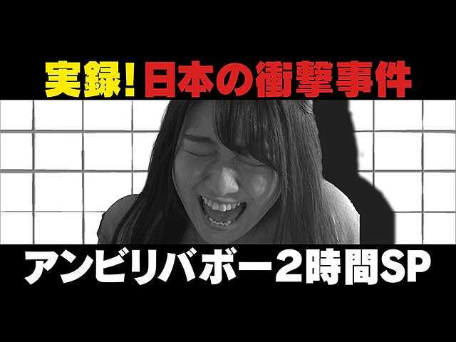 明日あなたに起こるかもしれない!日本の事件SP