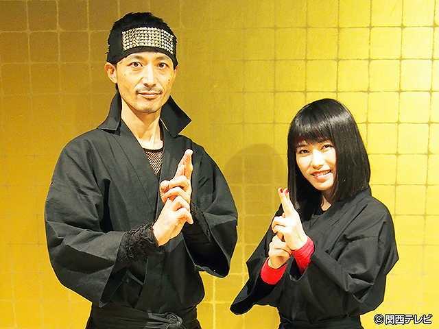 #42 横山姫、京を守るための修行でござるの巻