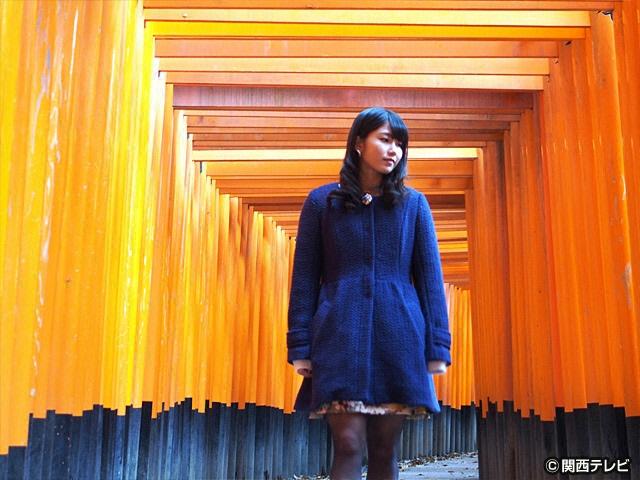 #7 京のオイナリさまの色