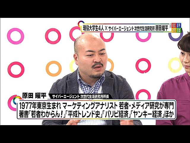 """2019年3月2日放送『""""イマドキ""""の大学生の映像制作』"""