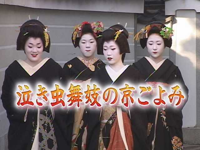 泣き虫舞妓の京ごよみ