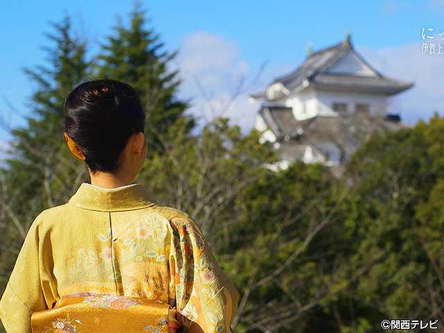 #35 2017/1/8放送 にっぽん城紀行 伊賀上野城・1