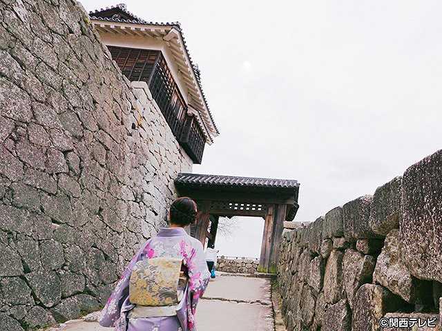 #48 2017/4/9放送 にっぽん城紀行 伊予松山城・2