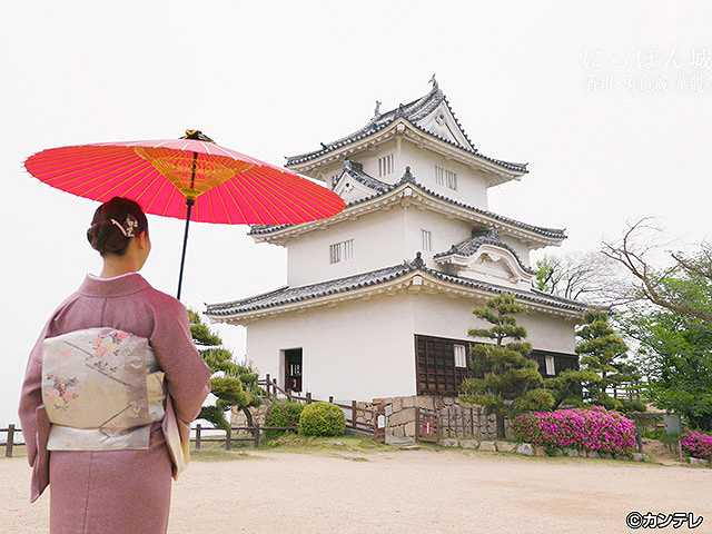 #57 2017/6/25放送 にっぽん城紀行 丸亀城