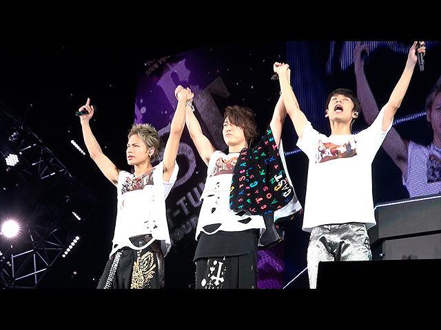 2018/12/21放送「KAT-TUN再始動 激動の300日#4 3人の…