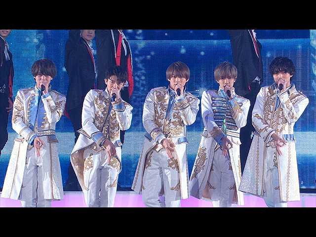 2019/2/1放送「特別編 キセキ~King & Prince 1年間…
