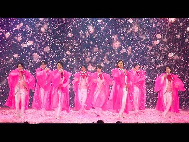 2019/3/29放送「滝沢歌舞伎ZERO~Snow Man、飛躍の大…
