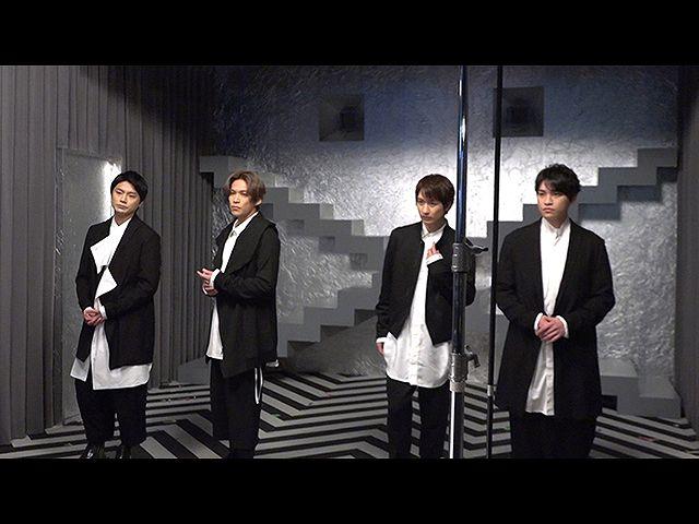 2020/2/21放送「Kis-My-Ft2#2 未知の舞台へ」