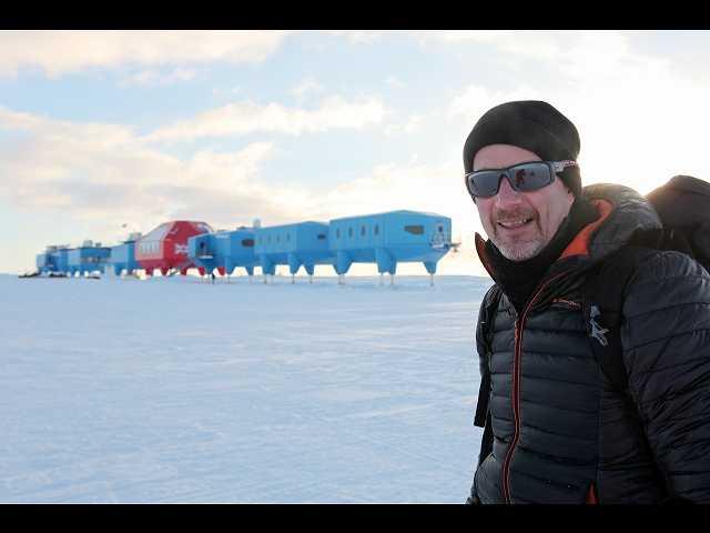 (日本語吹替版)南極基地のお引っ越し