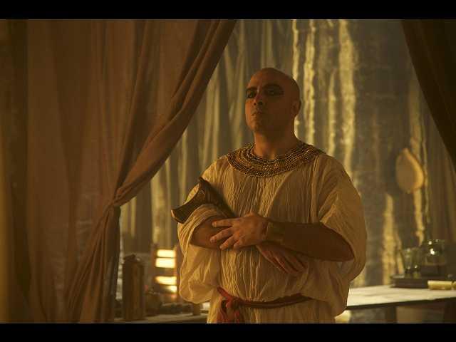 (字幕版)古代エジプトの謎:巨大ファラオ像
