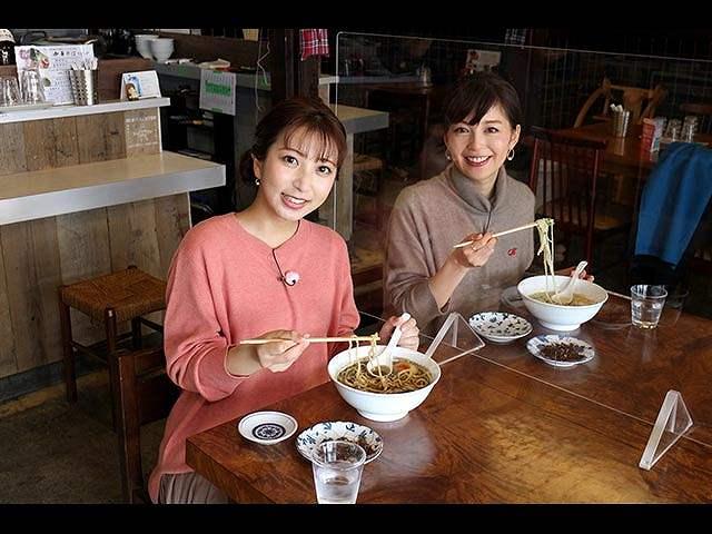 中野美奈子さんと香川西部沿岸でお宝探し