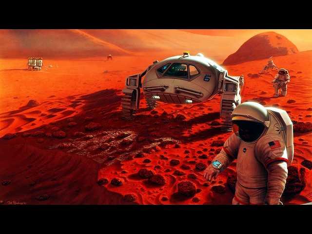 (字幕版)火星有人探査への挑戦