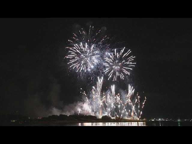 #1 「はなび」(函館)道新花火大会