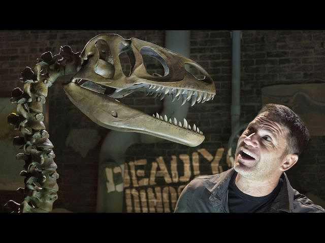 (日本語吹替版)恐竜よりも超危険!