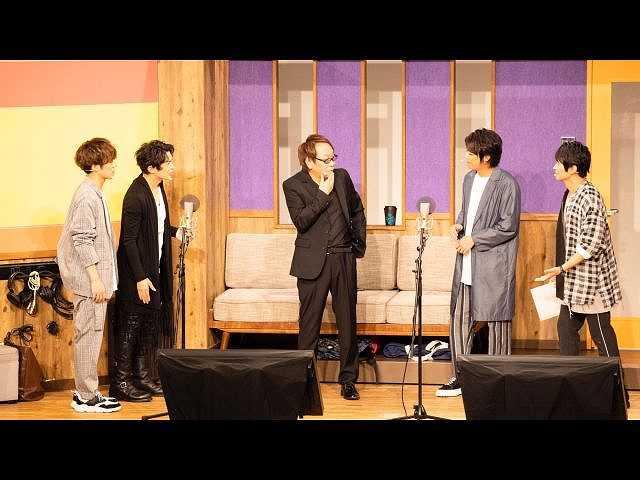 「SHOW MUST GO ON」(9.21 夜・大阪公演)