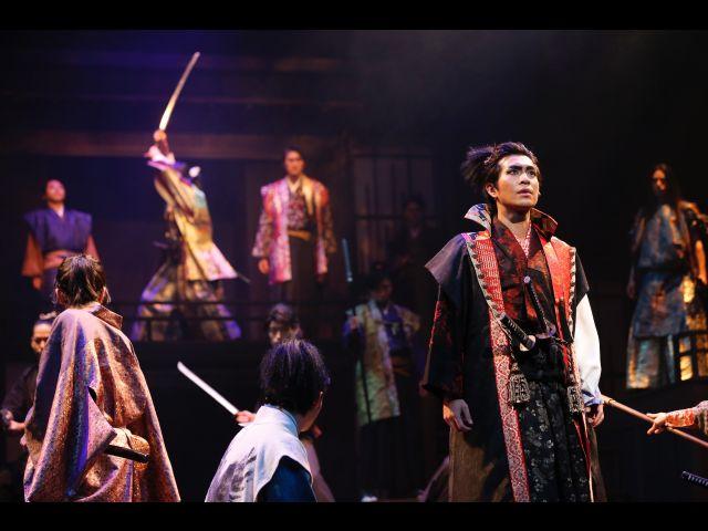 舞台「信長の野望・大志 -冬の陣- 王道執行 ~騎虎の…