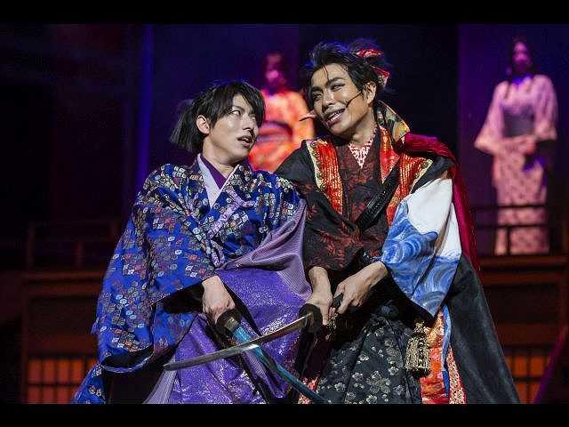 舞台「信長の野望・大志 -夢幻- ~本能寺の変~」SIDE…