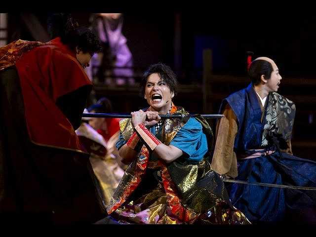 舞台「信長の野望・大志 -夢幻- ~本能寺の変~」SID…