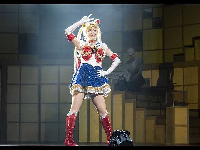 乃木坂46版 ミュージカル「美少女戦士セーラームーン…