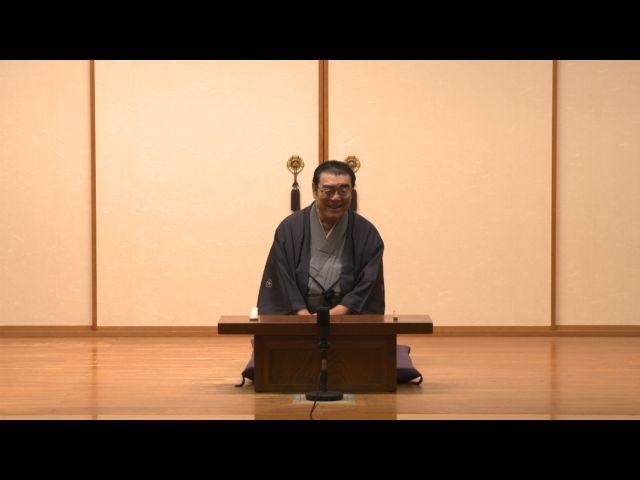 神田松鯉「源平盛衰記より 扇の的」2019年 池袋演芸場