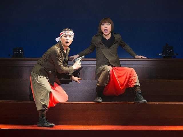 學蘭歌劇 『帝一の國』