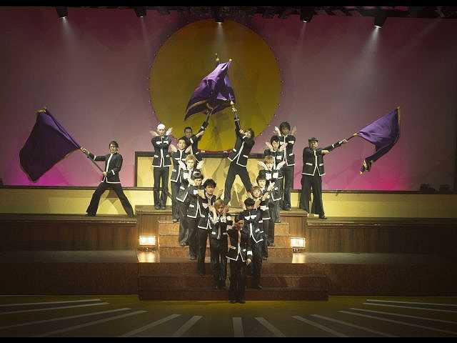 【最終章】學蘭歌劇『帝一の國』‐血戦のラストダンス…