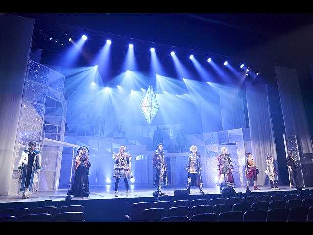 「FINAL FANTASY BRAVE EXVIUS」THE MUSICAL
