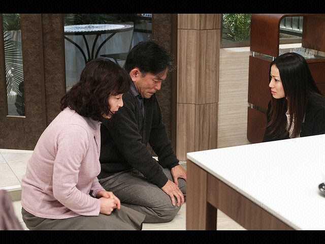 #10 2011年12月15日放送 今頃、彼女の両親が二人を必…