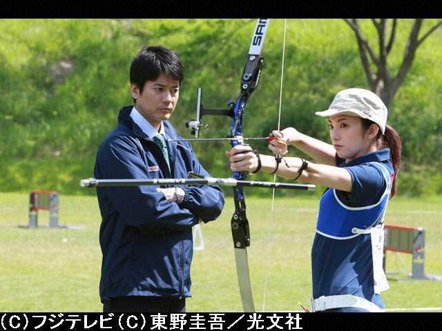 #1 2012年7月5日放送 さよならコーチ~罠(ワナ)