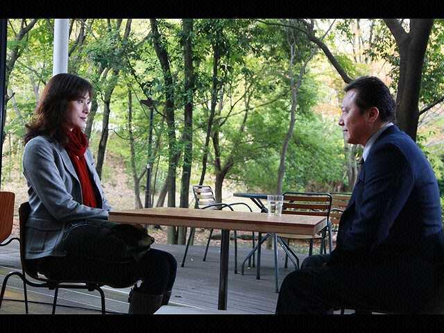 #8 2012年11月29日放送 キスの夜・・・恋と人生の大逆…