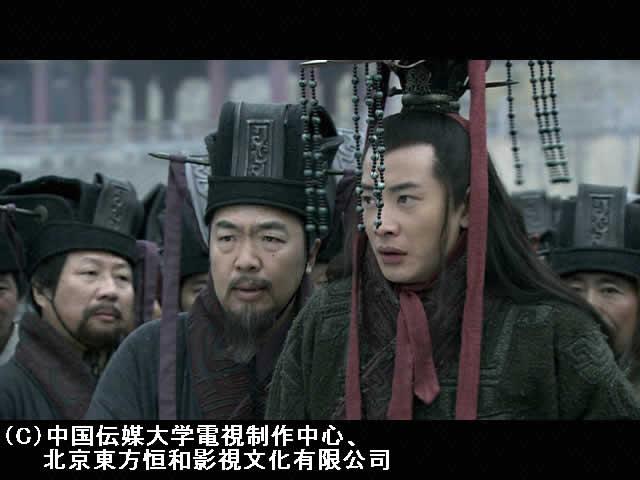 #13 曹操、皇帝を傀儡とす