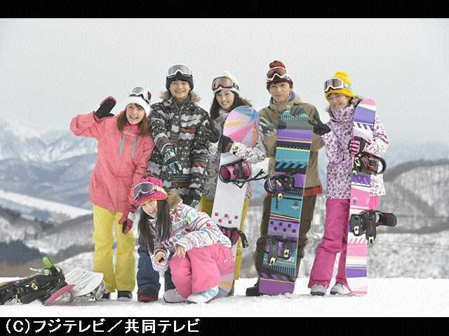 #1 2014年1月11日放送 男女7人×10日間の衝撃恋愛サス…