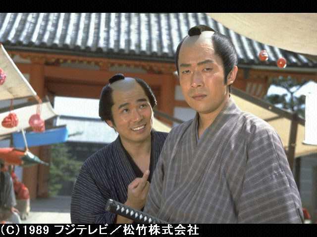 第8話「さむらい松五郎」