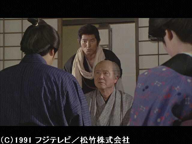 第9話「天隠れの鶴吉」