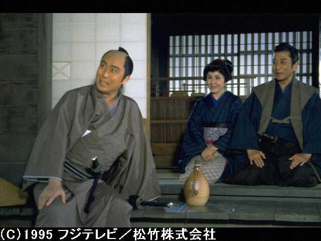 第10話「おかね新五郎」
