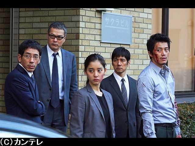 #10 2017/6/13放送 特捜班、最後の死闘!国家への復讐…
