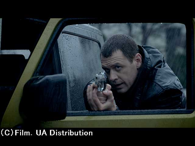 #1 スニッファー ウクライナの私立探偵 シーズン2