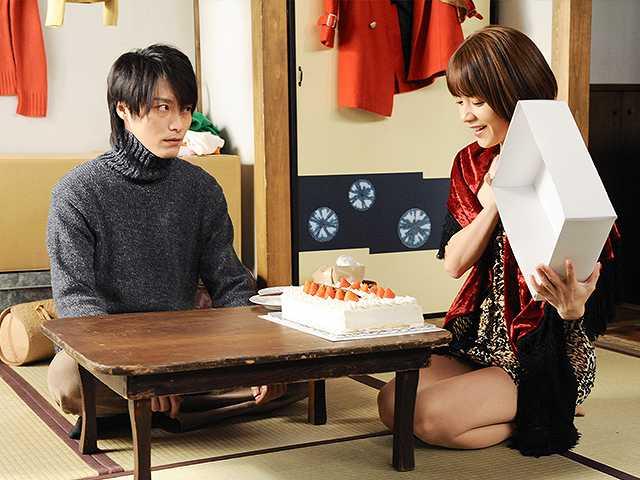 #43 愛の歴史ケーキ