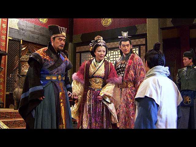 第7話 (字幕版)秦瓊 叔母に会い カンを舞わす