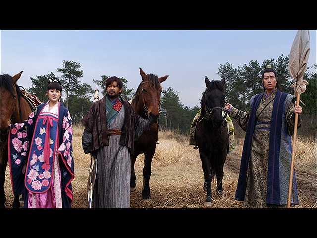 第23話 (字幕版)秦瓊 貢ぎ物の行方を追い 程母 死人…