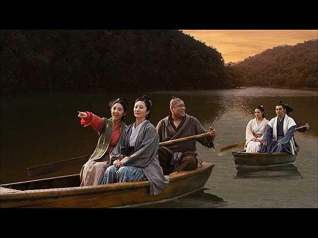 第27話 (字幕版)秦瓊の母 憎しみを捨て 郡主 誠意を…