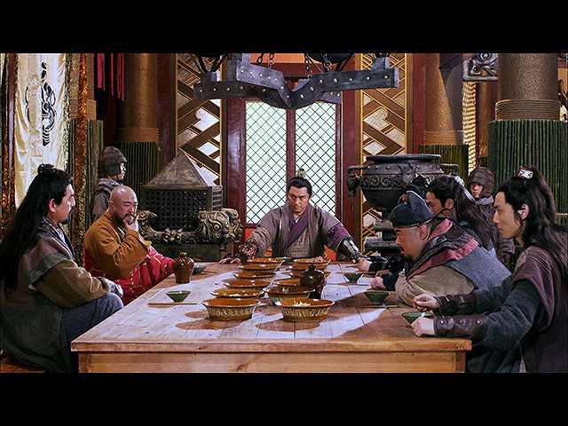 第33話 (字幕版)成都 勇士を圧し 義軍 瓦崗寨を制す