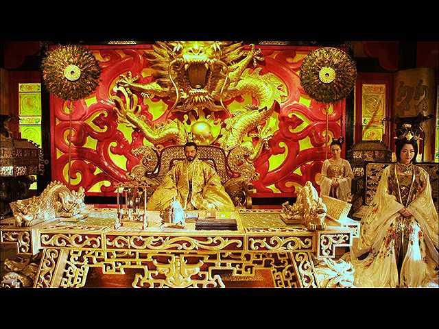 第44話 (字幕版)李世民 行宮建造で功を立て 煬帝 秦…