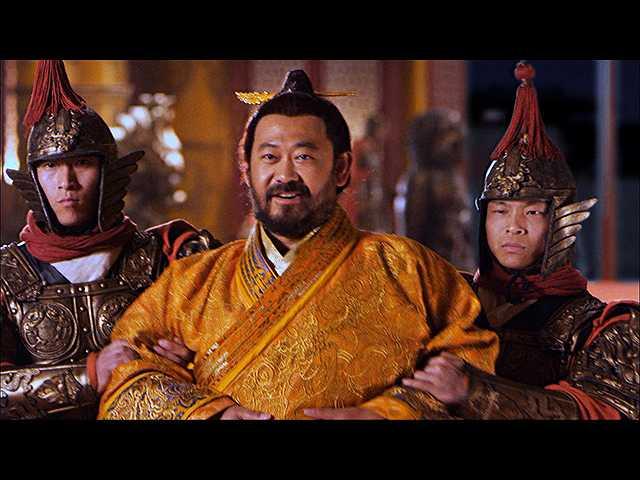 第49話 (字幕版)咬金 帝位を譲り 李密 大魏の王とな…