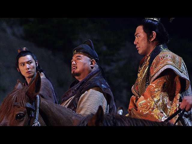 第53話 (字幕版)秦瓊 愛馬を失い 羅成 義父と決闘す