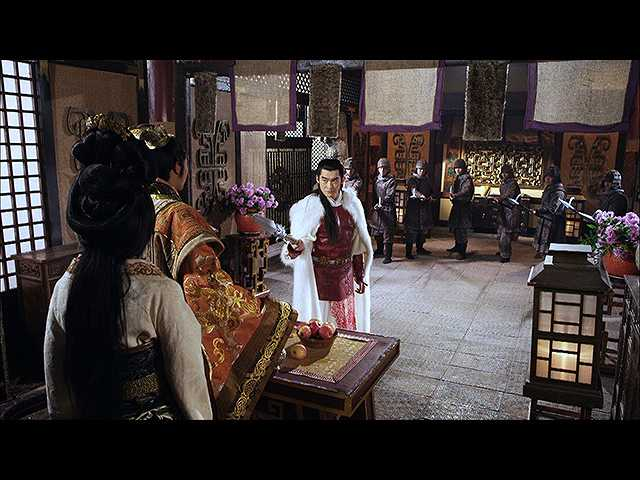 第58話 (字幕版)単雄信 公主を娶り 羅成 恨みを捨て…