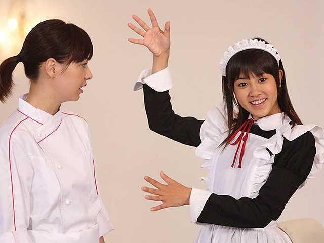 第9話 Sな戦慄/メイド探偵は見た!