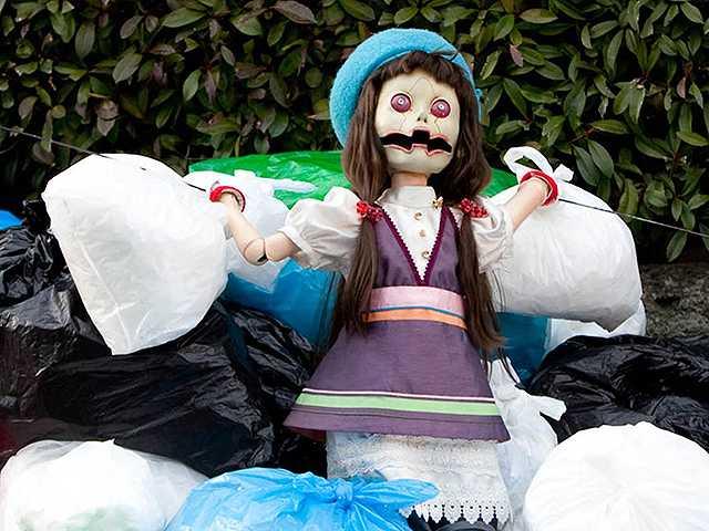 第25話 Pの遊戯/人形は手癖が悪い